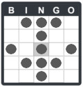 Bingo Patronen