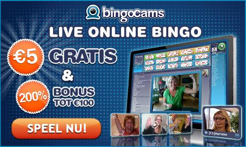 Bingo Quiz gratis 5 euro