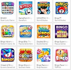 Smartphone Bingo Apps